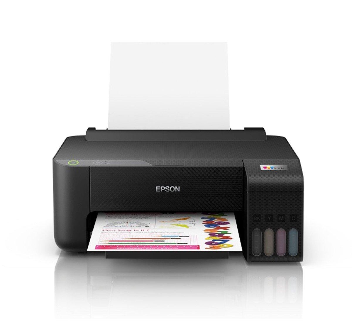 EPSON L1210四色原廠連供印表機-數位印表機推薦