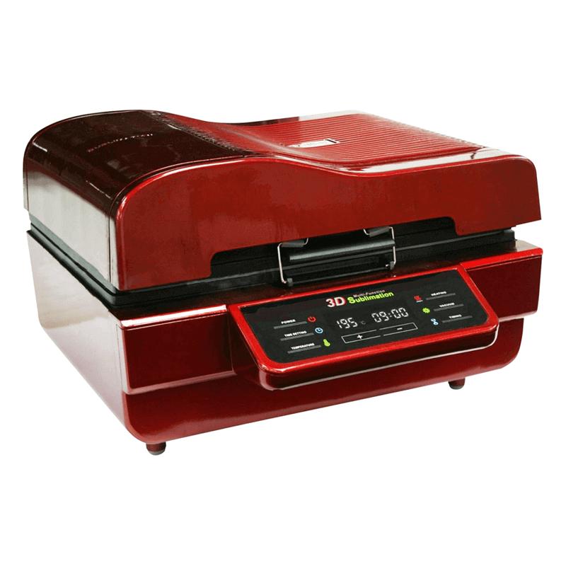 3D多功能真空熱轉印機-熱轉印設備推薦