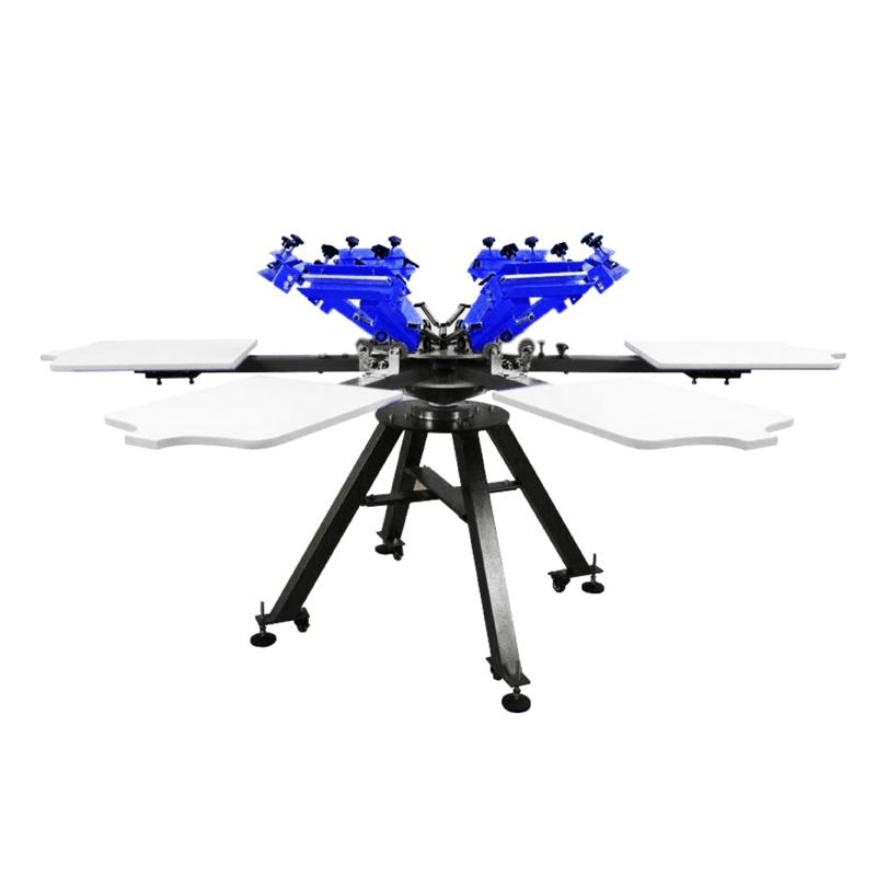 APEX-4C-四色網版印刷機-網版印刷機推薦
