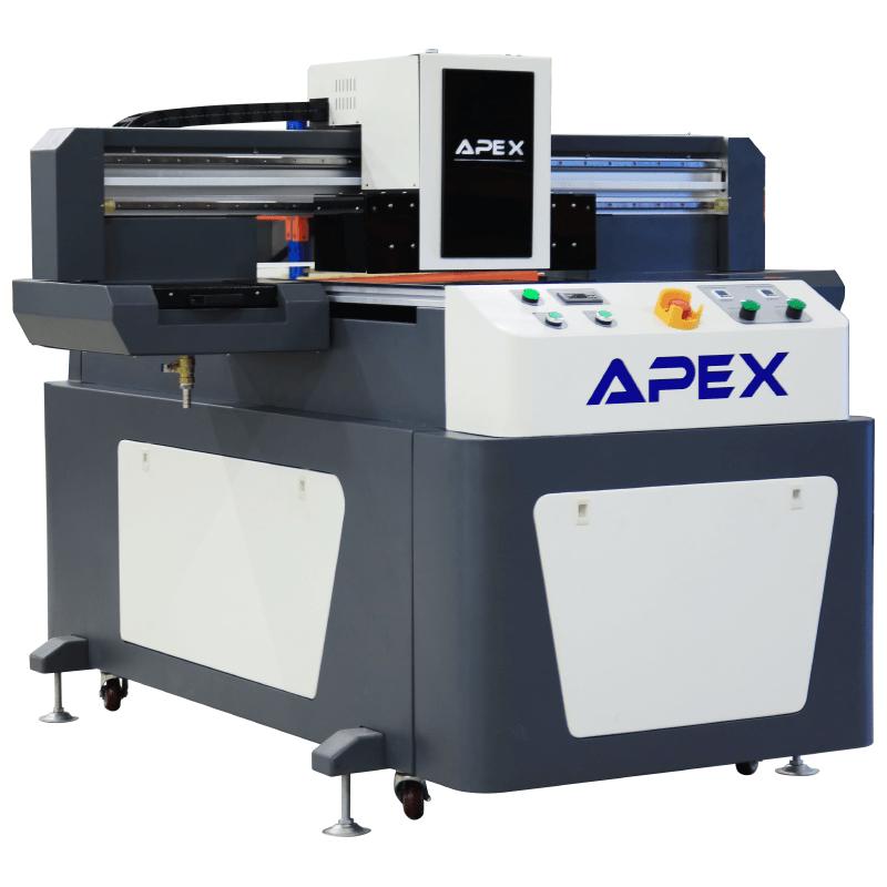 APEX 7110UV 工業型UV數位平板印刷機-UV直噴機推薦