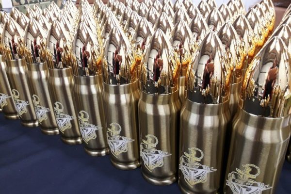 彈頭鋼瓶印製-UV直噴機