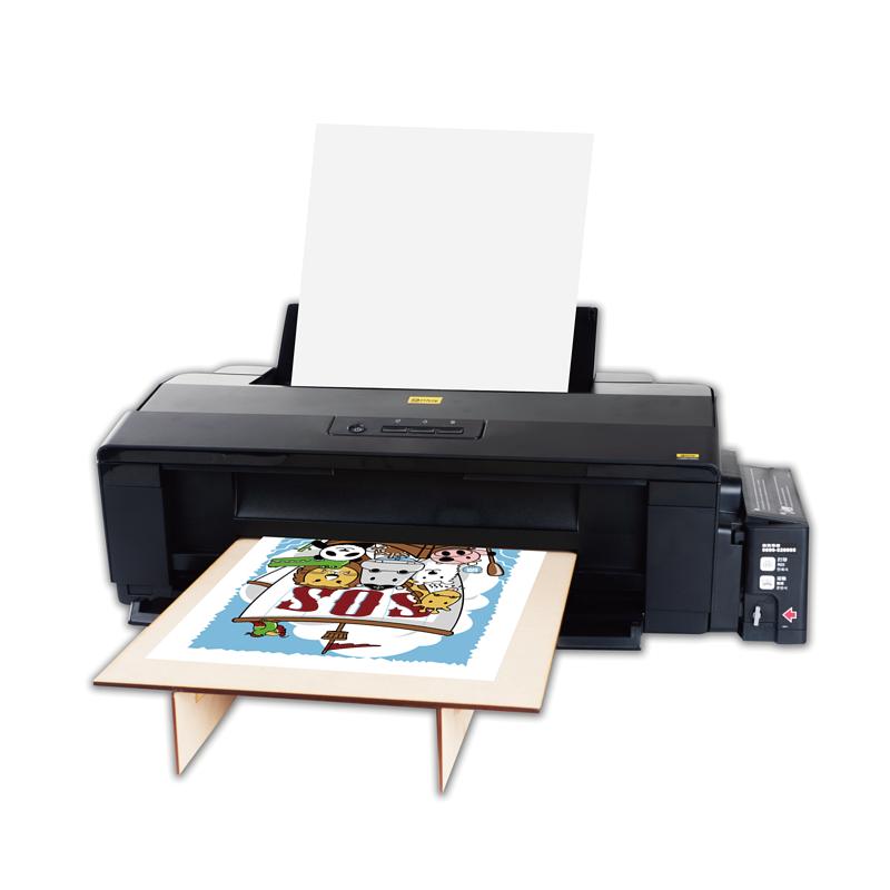 DTF-A3桌上型直噴膠片印表機