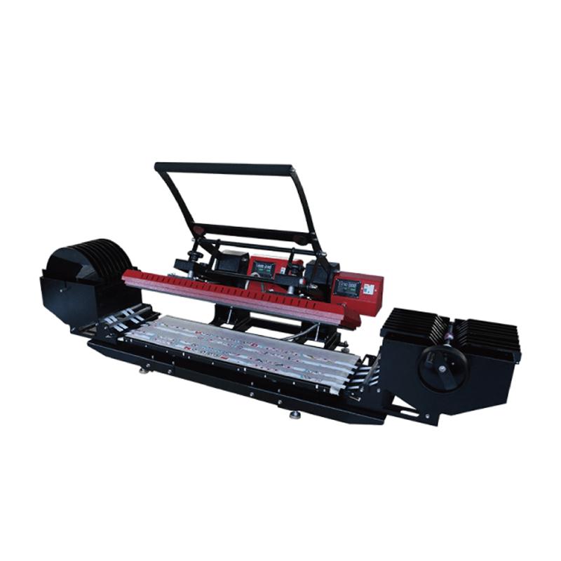 LZP-40-DH雙熱板織帶機-熱轉印機推薦