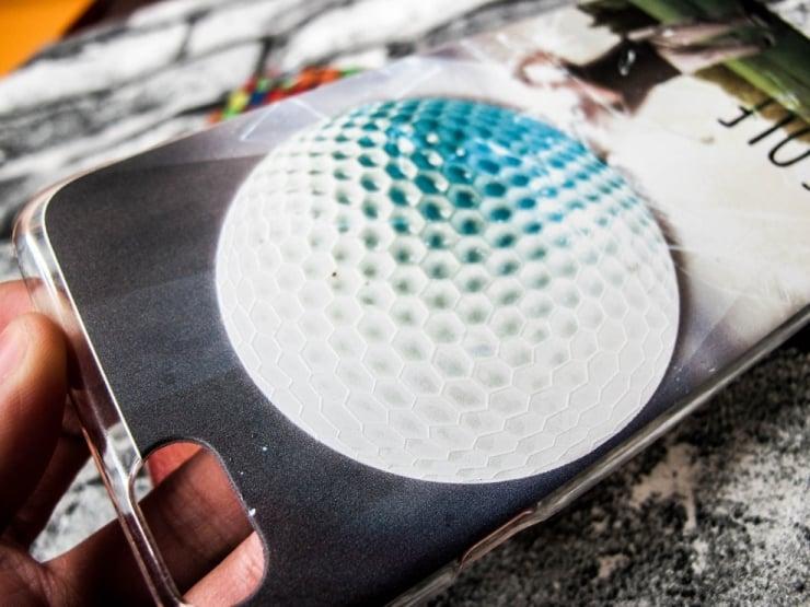 漸層全彩效果手機殼-UV直噴機