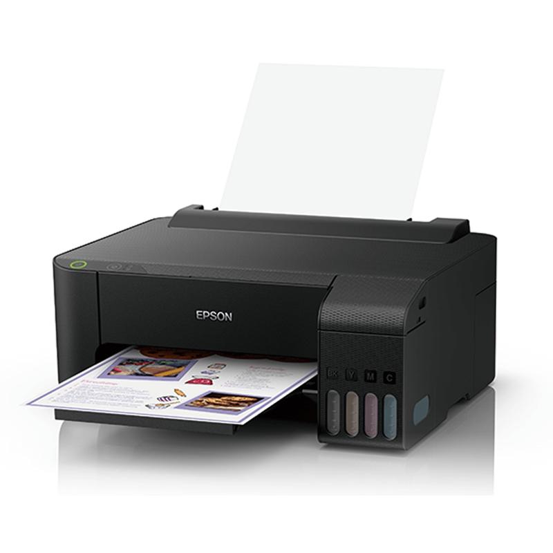 EPSON L1110四色原廠連供印表機-數位印表機推薦