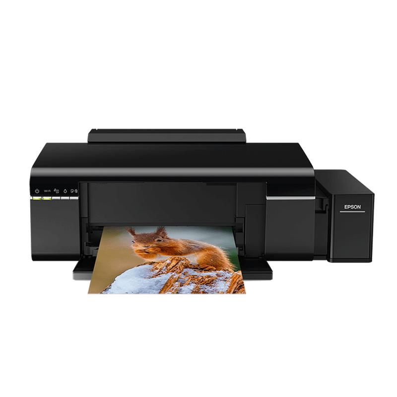 EPSON L805六色原廠連供印表機-數位印表機推薦