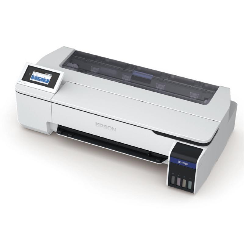Epson SureColor SC-F530 24吋熱昇華數位印表機-熱昇華印表機推薦