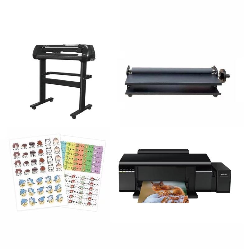 小額創業B套餐-720光學描邊割字機設備套餐|割字機推薦