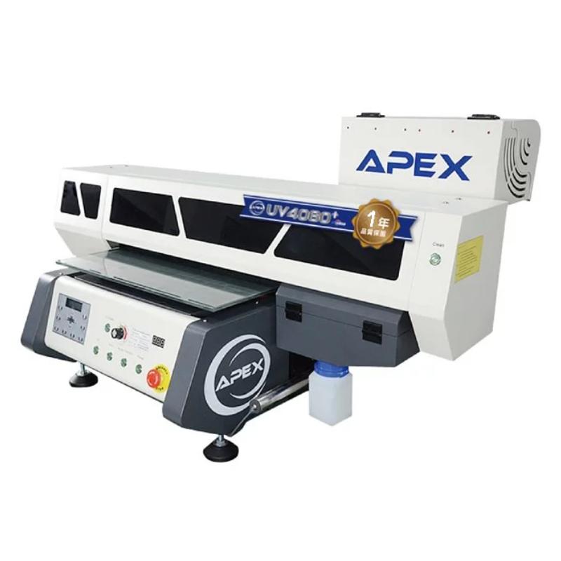 APEX UV4060PLUS 桌上型UV數位印刷機|UV直噴機推薦|19年奕昇數位印刷機推薦第1品牌