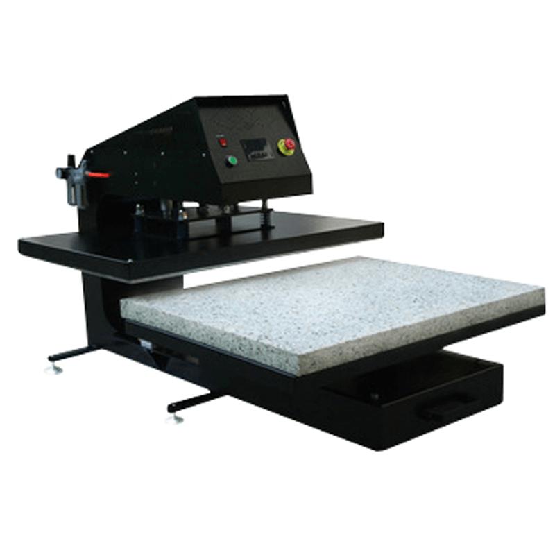 80x100cm APHD大型氣動熱昇華轉印機-熱轉印設備推薦