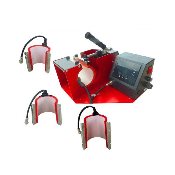 四合一馬克杯熱昇華轉印機-熱轉印設備推薦