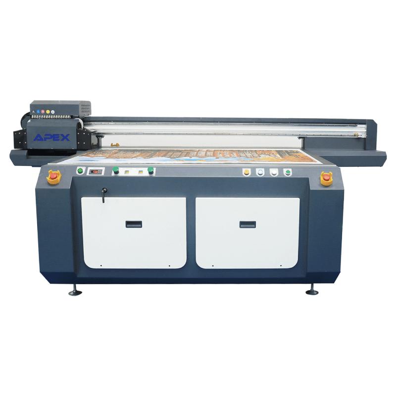 APEX UV1610 工業型UV數位平板印刷機-UV直噴機推薦