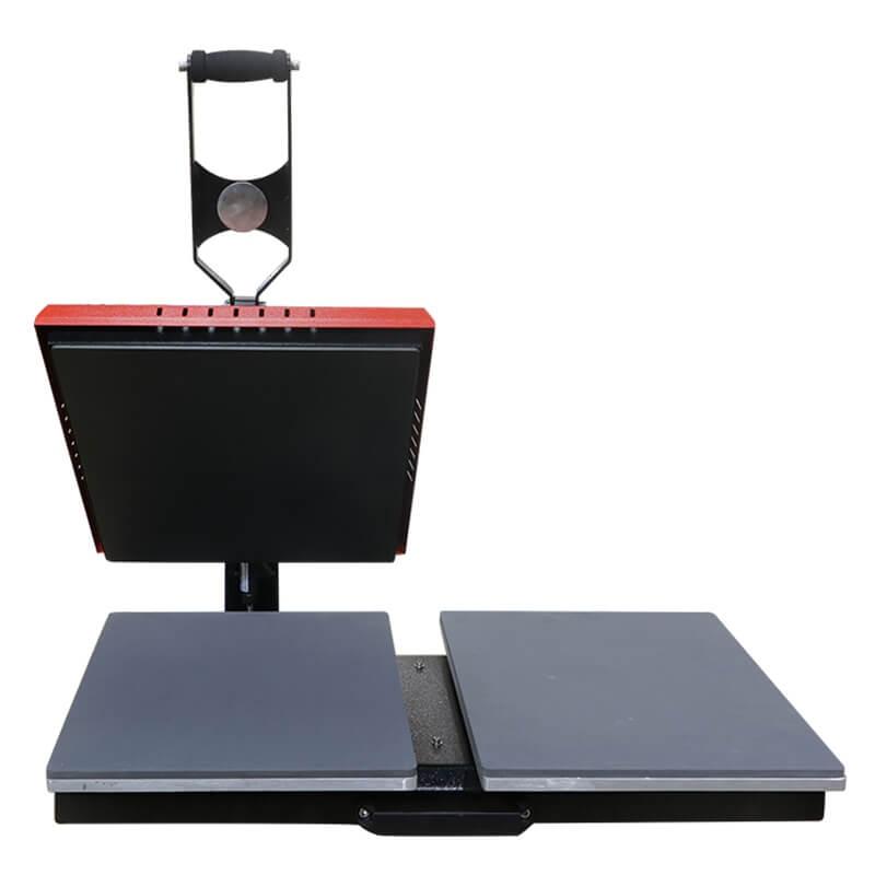 38x38cm雙工位自動開合平燙機-熱轉印機推薦