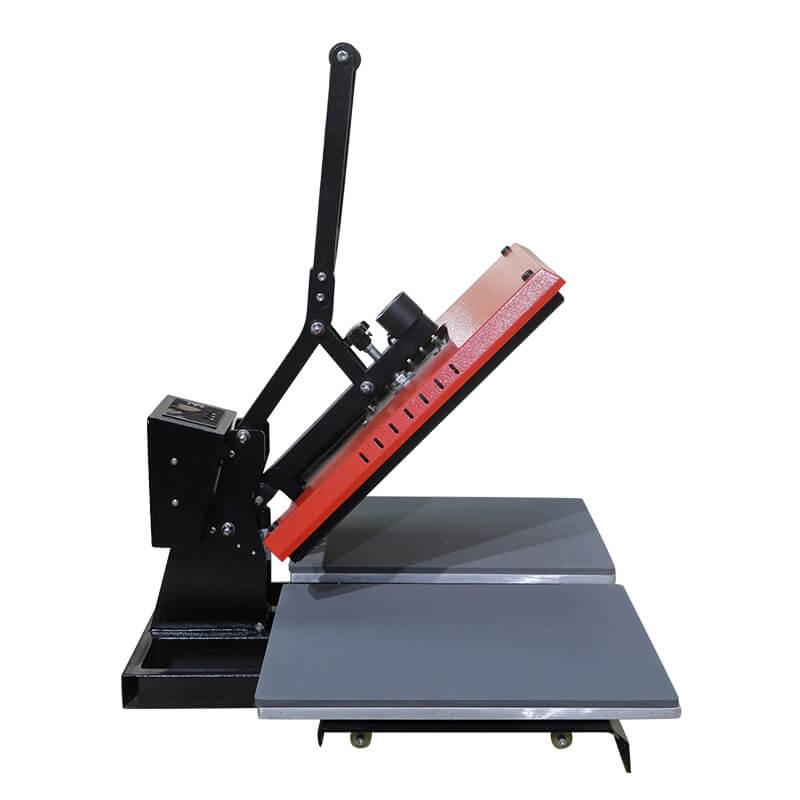 40x50cm雙工位自動開合平燙機-熱轉印機推薦