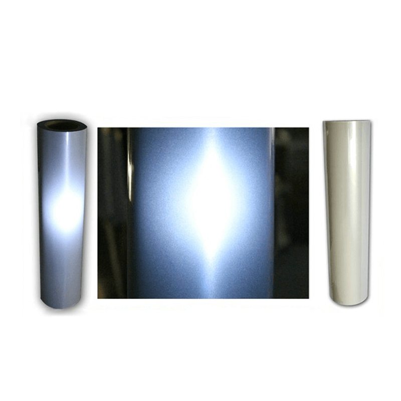PU 反光熱轉印割字膜-10M