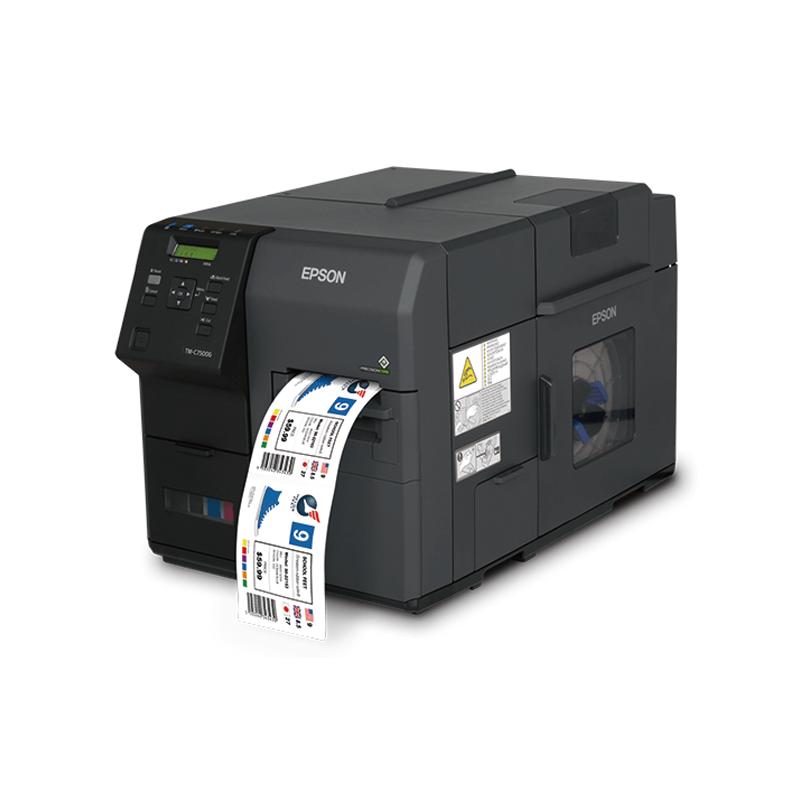 EPSON TM-C7510 工業級高速彩色噴墨標籤印表機