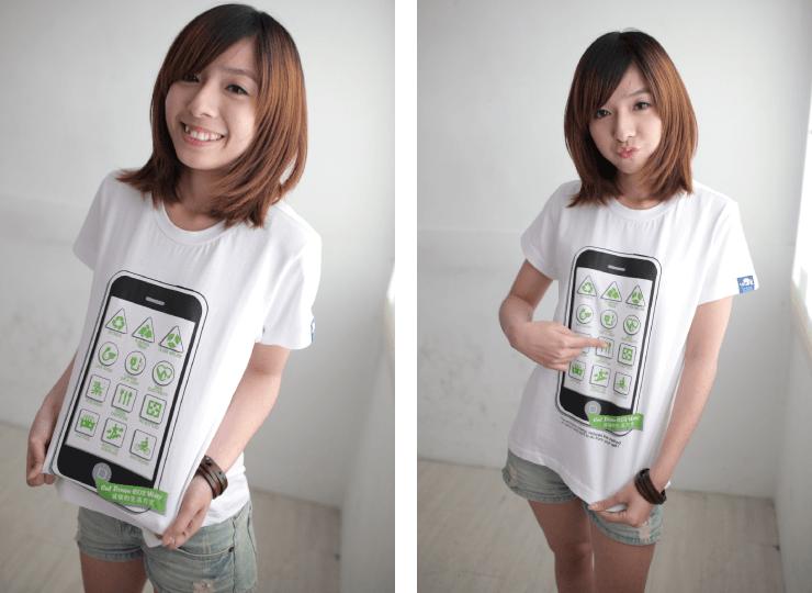 全彩數位印花T-shirt-紡織印刷機