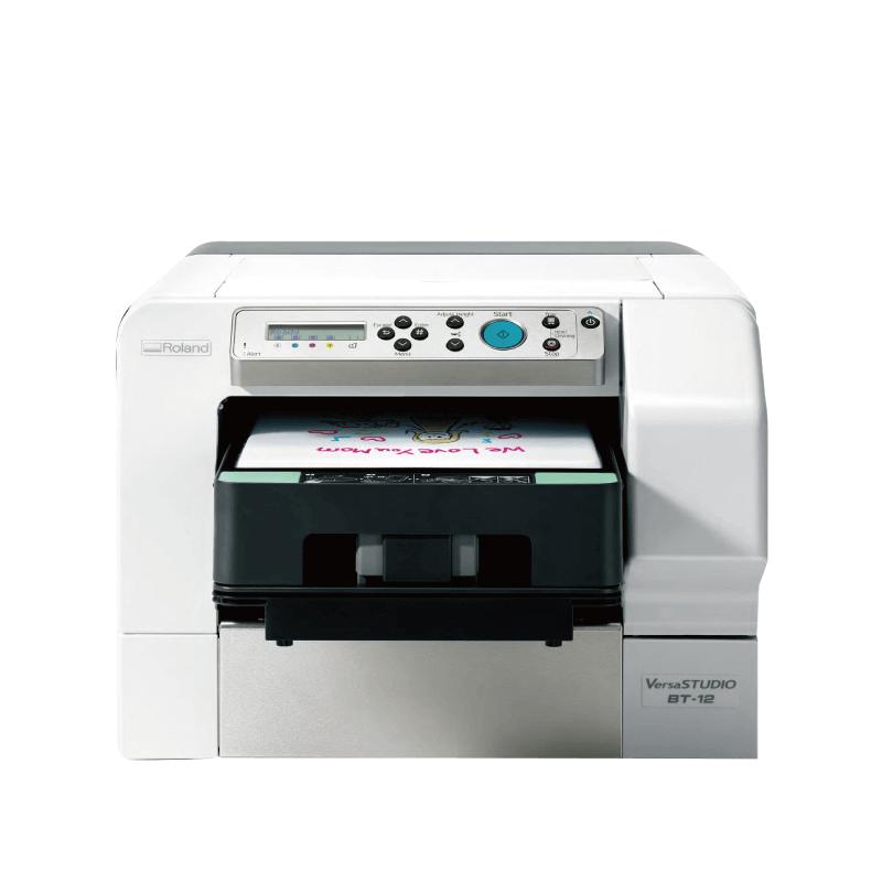 Versa STUDIO BT-12 A4桌上型紡織機(含38X38磁控平燙機)