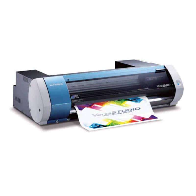 VersaSTUDIO BN-20彩印噴割機|桌上型噴割膠膜機