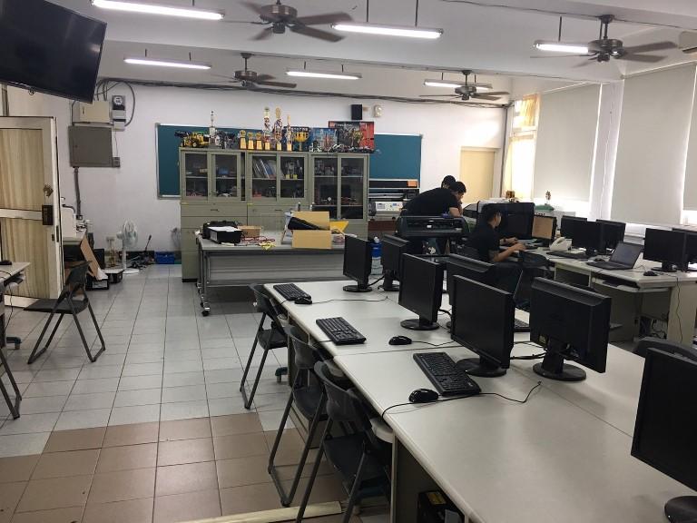 國立台南新營高中-創客研習營