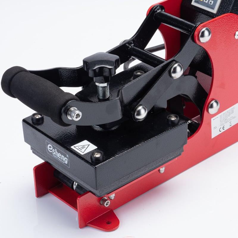 A4-6小尺寸平燙機(15x15cm)-熱轉印機推薦