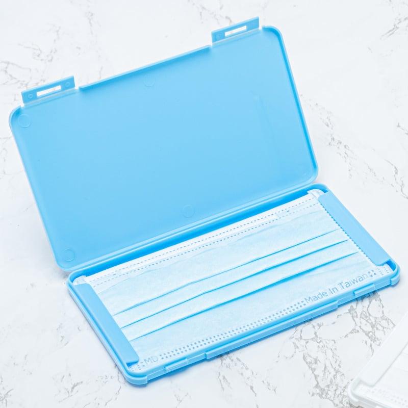 UV直噴口罩盒10入(PP材質)