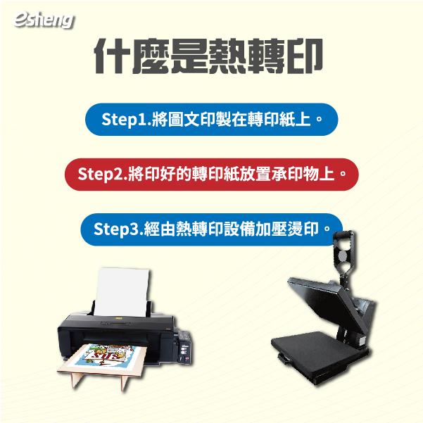 什麼是熱轉印