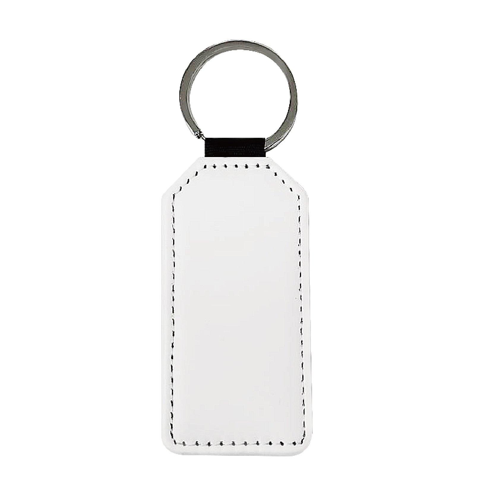 熱轉印皮革鑰匙圈(10入)
