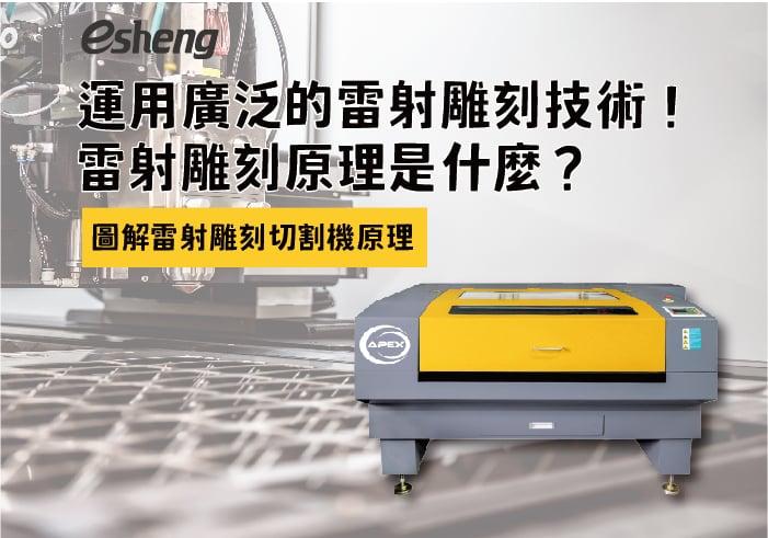 運用廣泛的雷射雕刻技術!雷射雕刻原理是什麼?